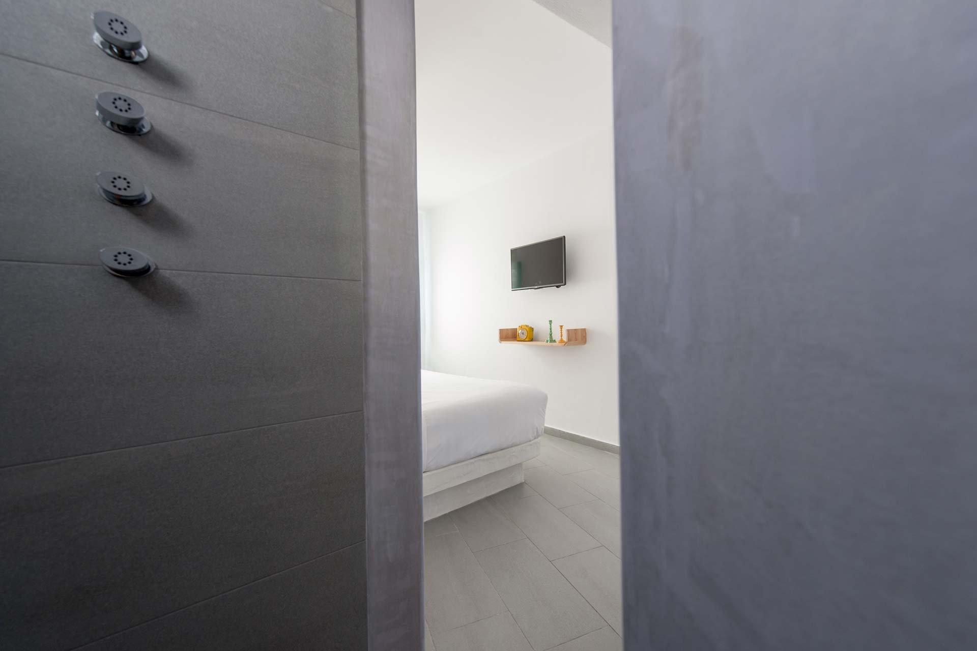 Premium Spa Suite - Hydromassage in shower