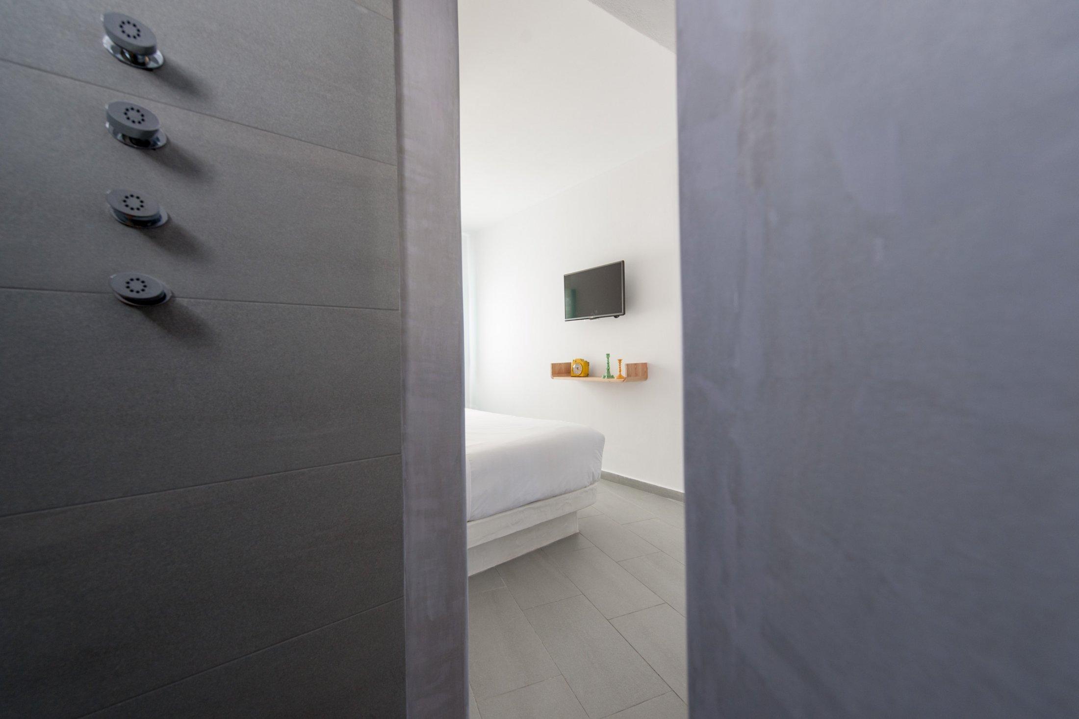 Neptune Luxury Suites in Akrotiri of Santorini