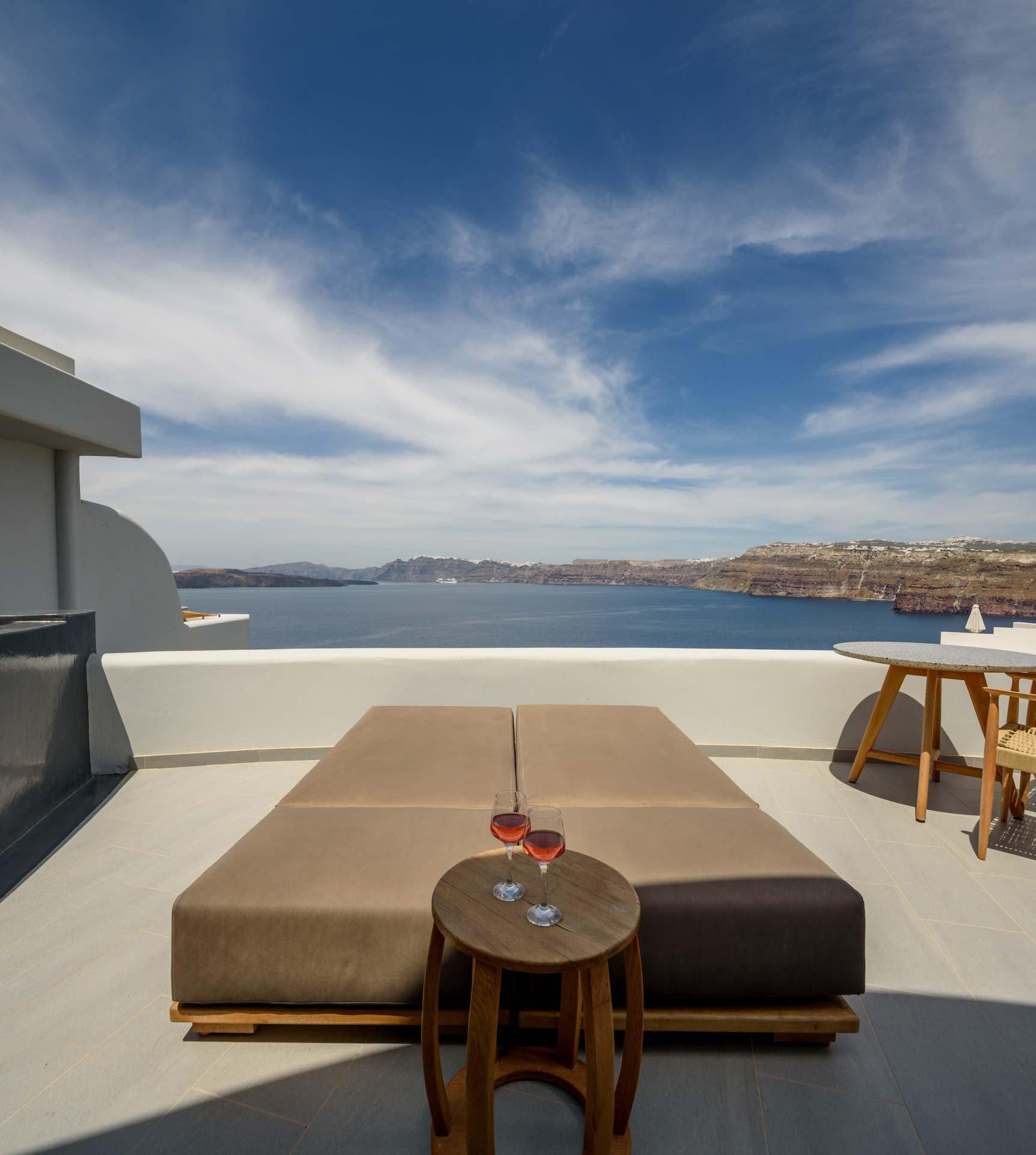 Premium Spa Suite - Outdoor