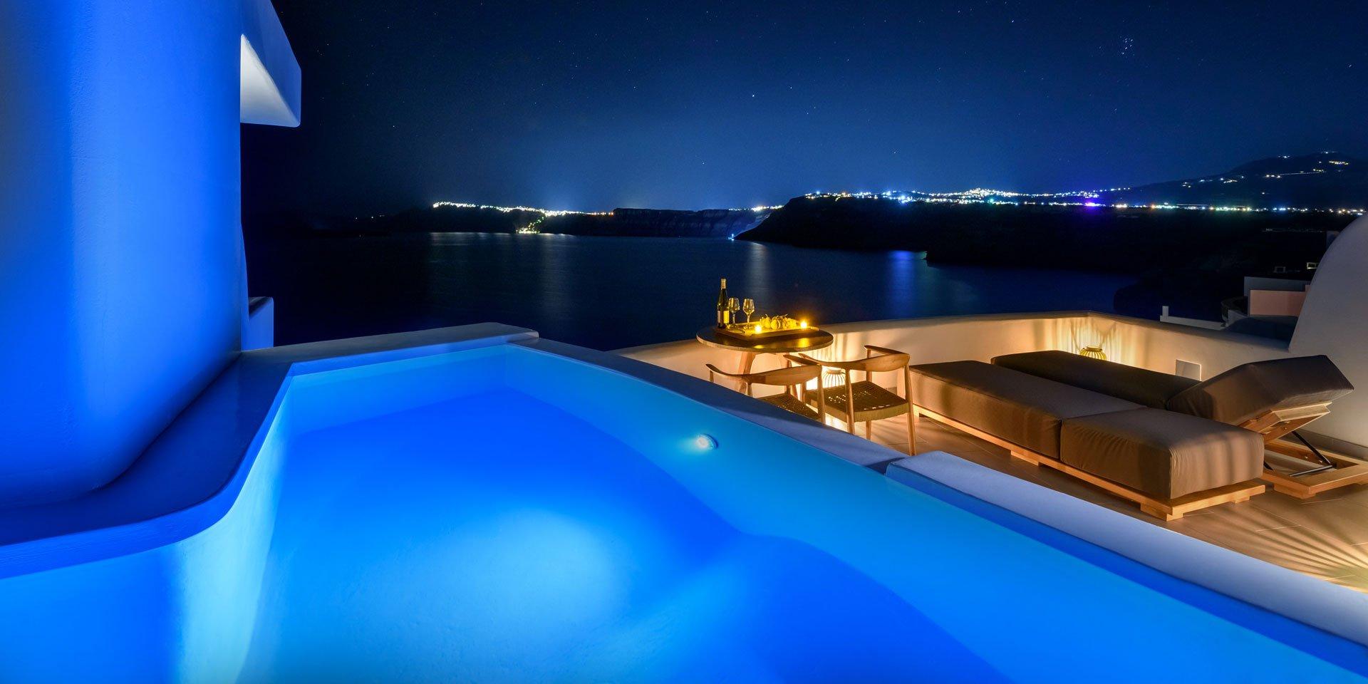 Premium Spa Suite - Pool