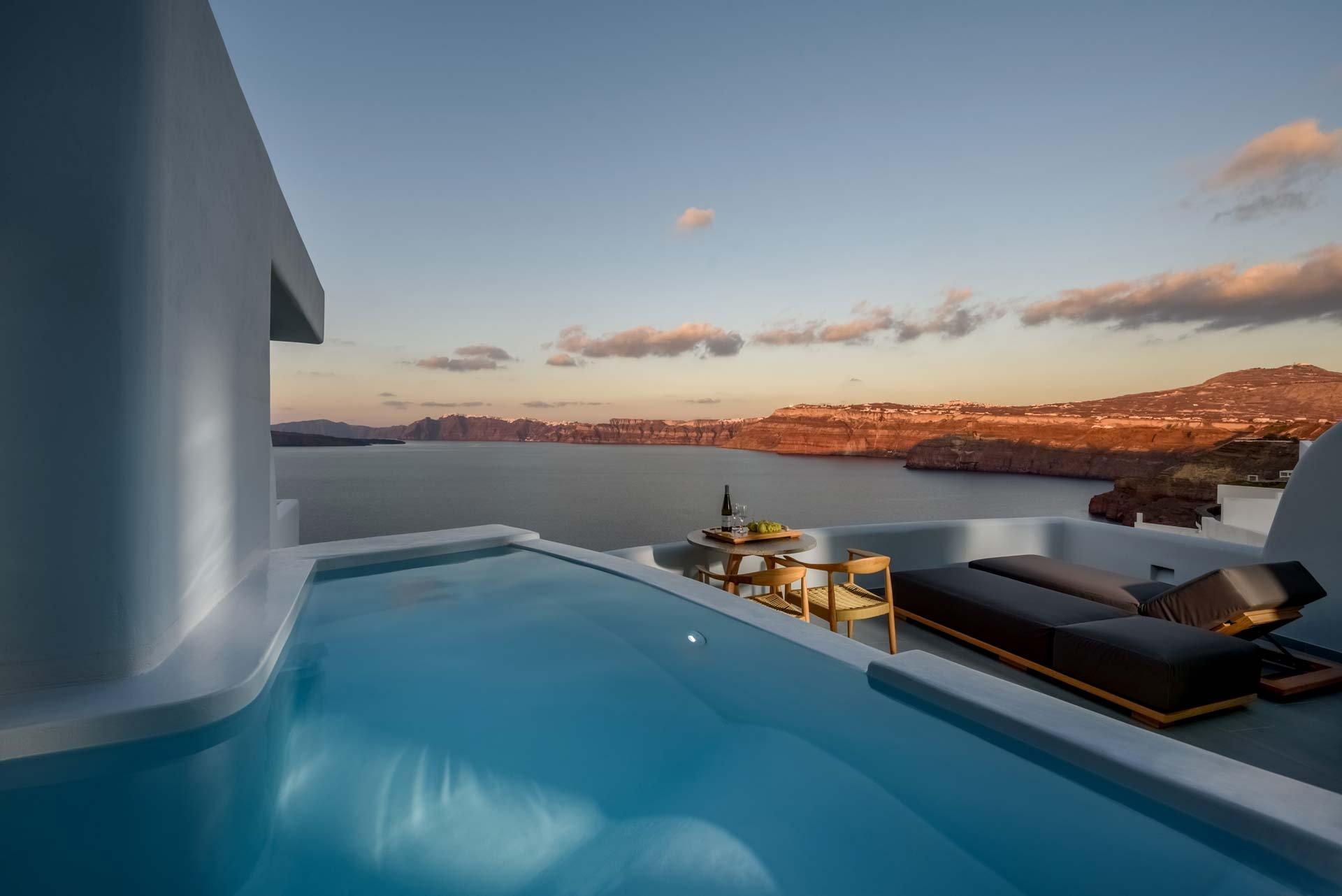Premium Spa Suite - Pool View