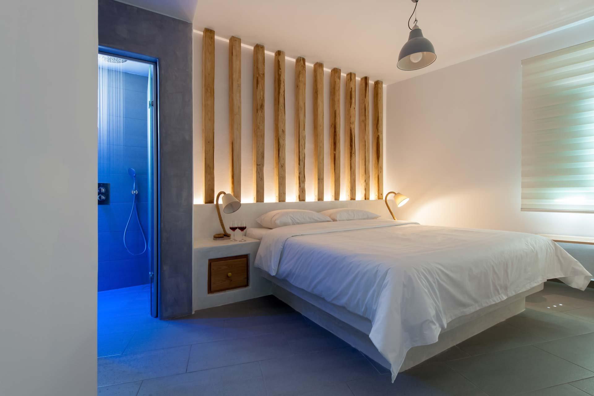 Premium Spa Suite - Bedroom