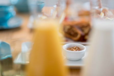 Deluxe Spa Suite - Breakfast