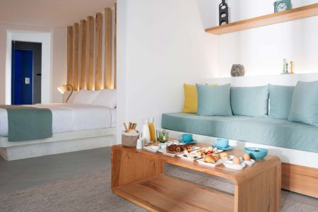 Deluxe Spa Suite -Privately served breakfast